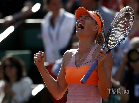 Марія Шарапова - фіналістка Roland Garros_1