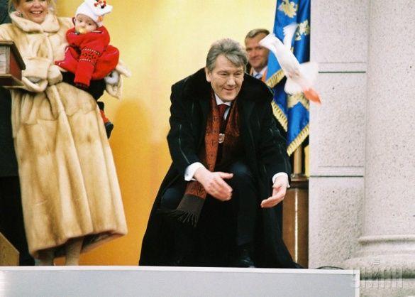 Інавгурація Ющенко