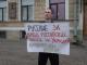 Антон Раевский - пророссийский активист, использующий свастику