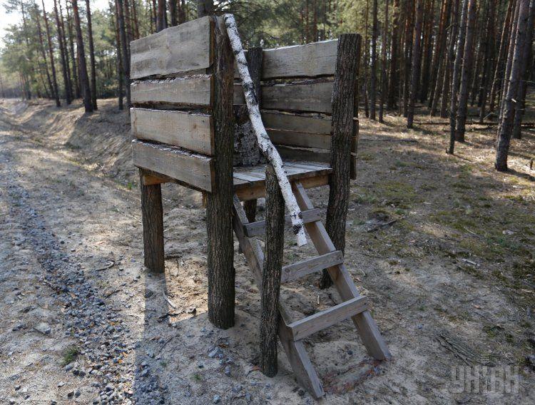 Мисливське господарство Віктора Януковича Сухолуччя_12