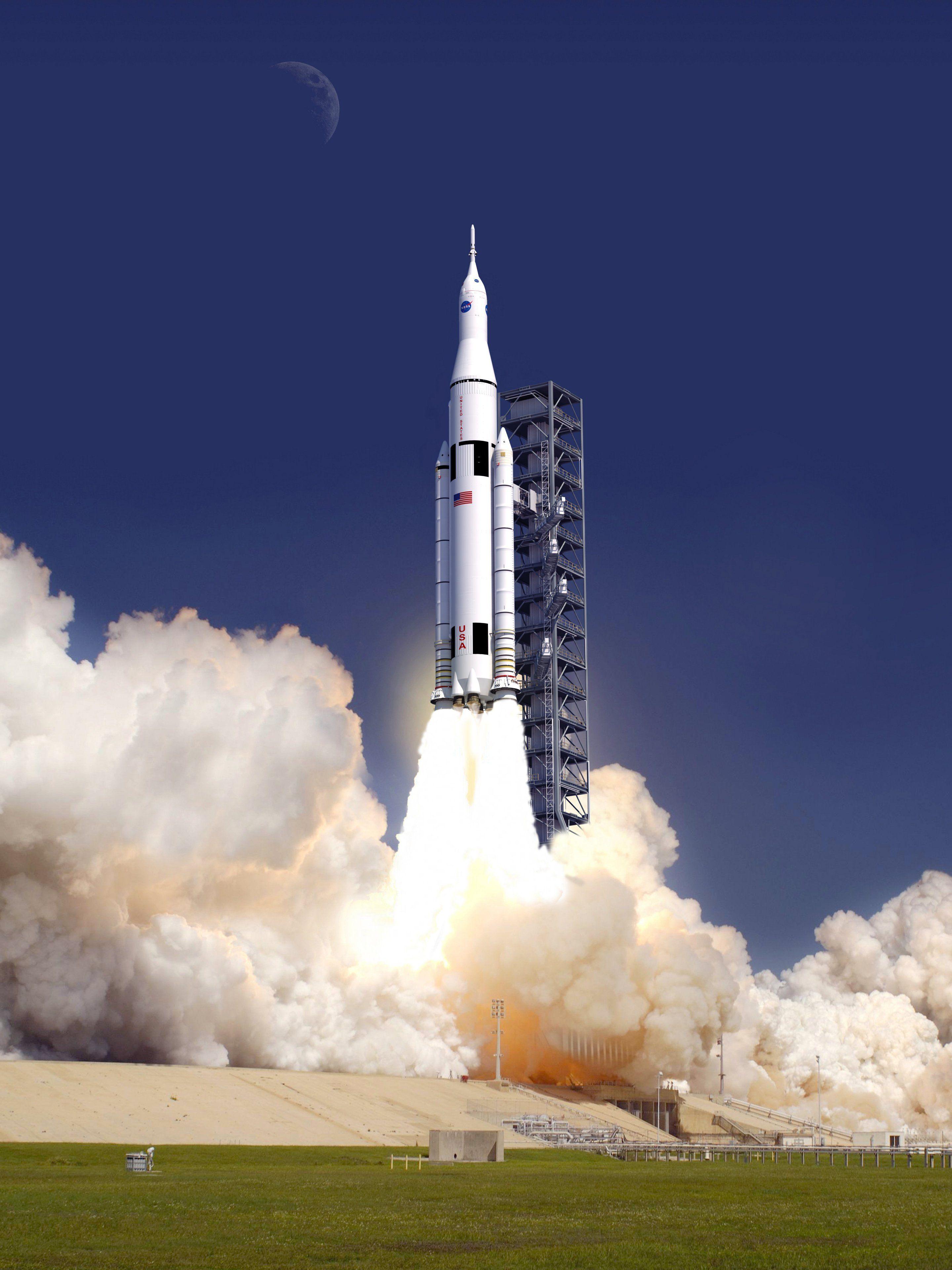 future rocket taking off - 750×1000