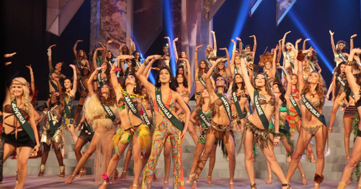 """Результати фіналу міжнародного конкурсу краси """"Міс Земля 2011"""" @ прес-служба"""