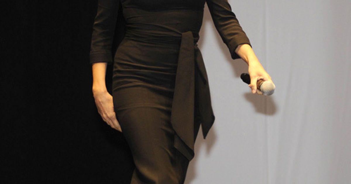 37-річна актриса, яка в січні народила первістка, у чудовій формі @ Splash/All Over Press
