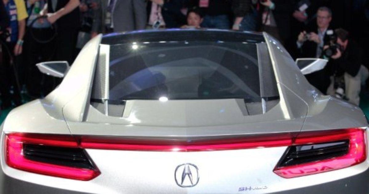 Acura NSX @ AFP