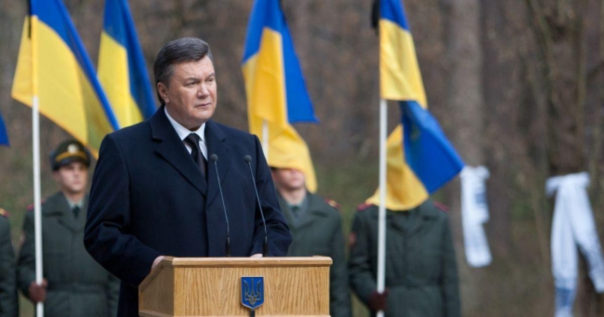 """""""Ми зуміли перегорнути важкі сторінки історії та знайшли сили, щоб іти далі"""". @ Прес-служба президента України"""