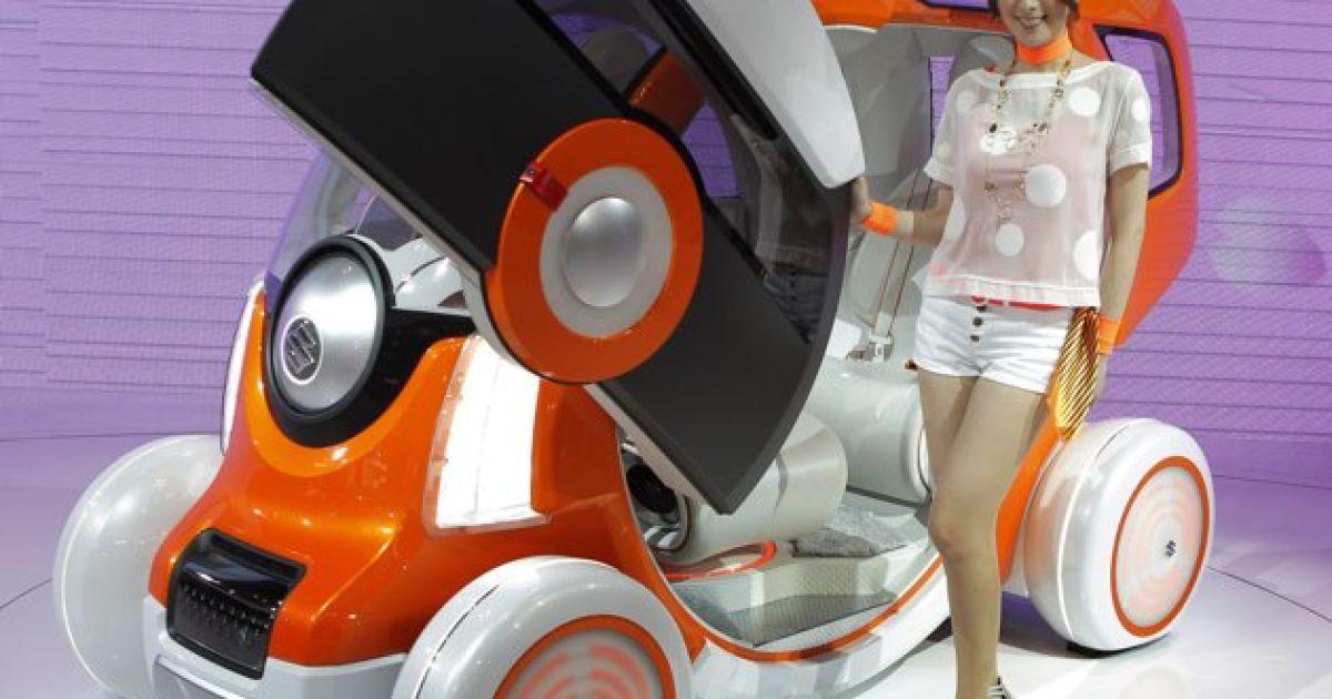 "Suzuki ""Q-Concept"" @ AFP"