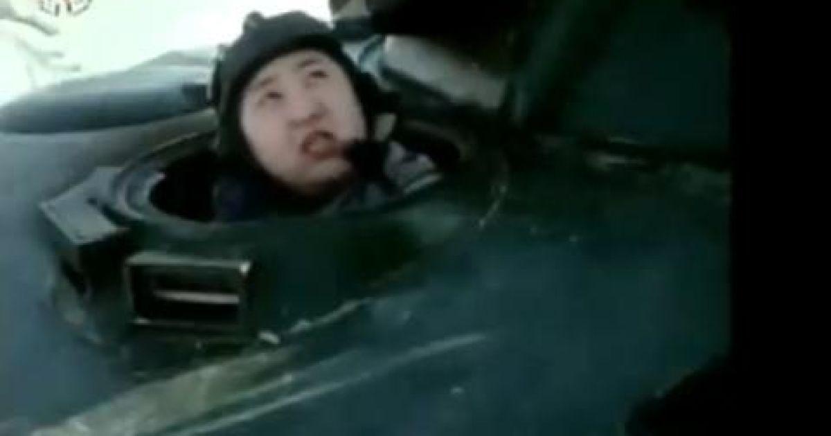 """Кім Чен Ин в стилі """"відважного мачо"""""""