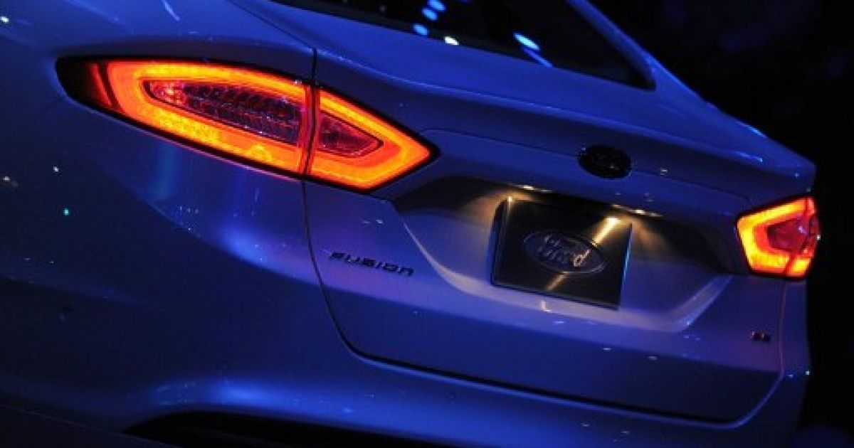 Ford Fusion @ AFP