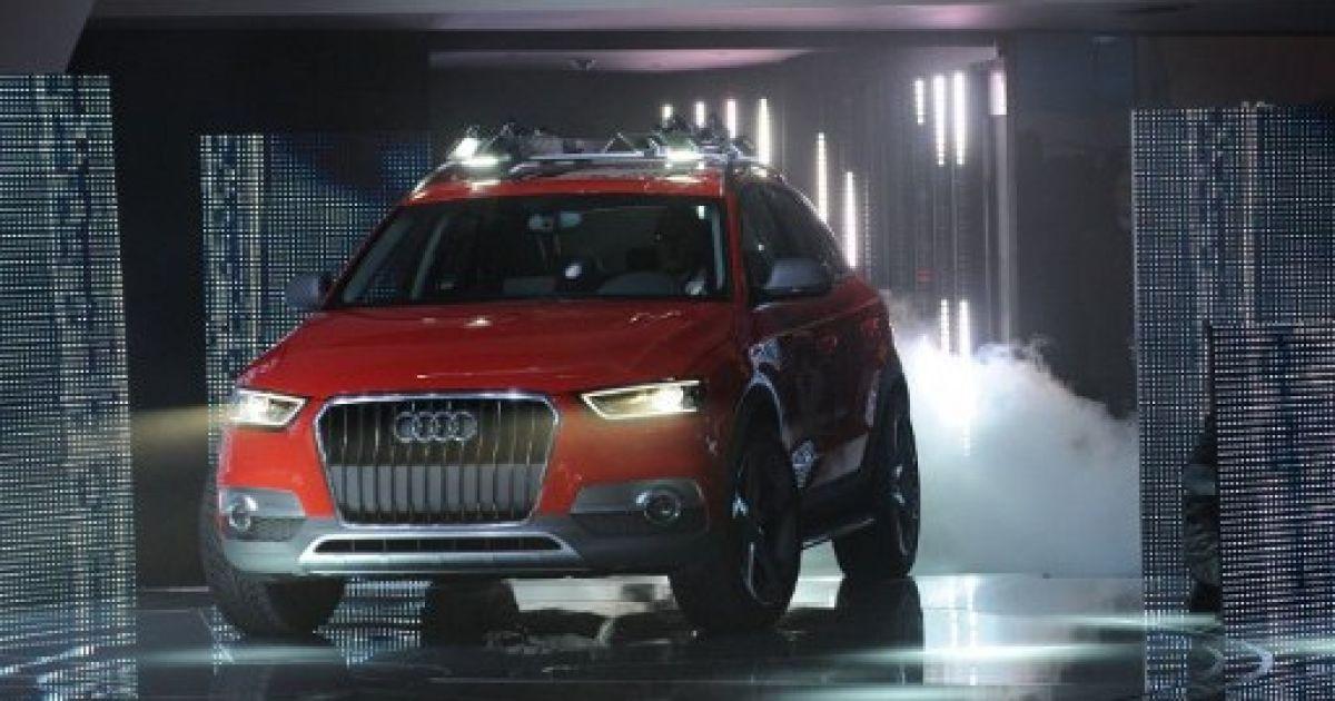 Audi Q3 Vail @ AFP