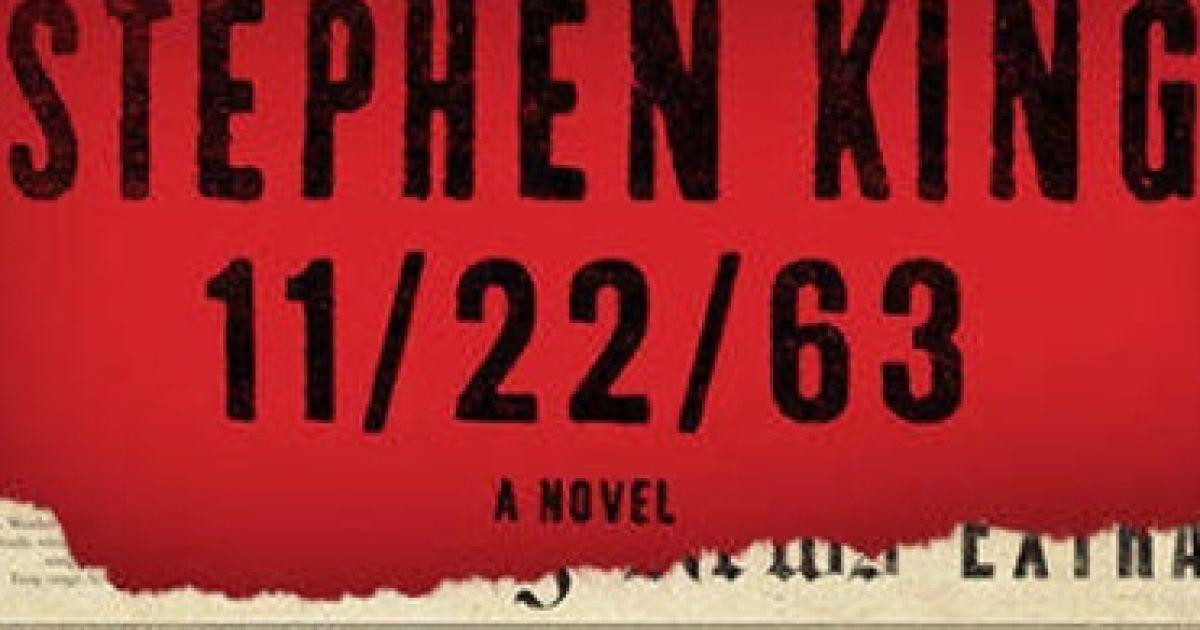 Стівен Кінг написав роман про вбивство Кеннеді - Культурa - TCH.ua 8a1ac7e3421f3
