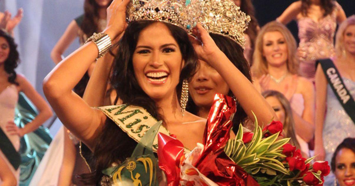 """""""Міс Земля-2011"""" стала 23-річна представниця Еквадору @ прес-служба"""