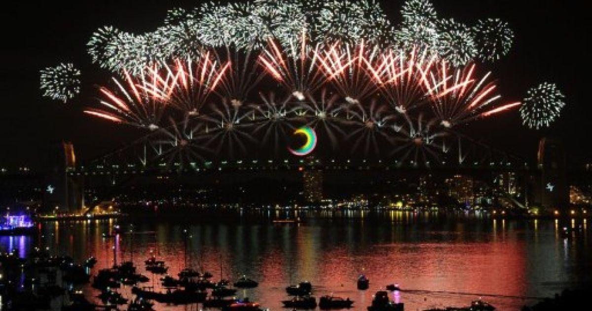 Зустріч Нового року. Сідней @ AFP