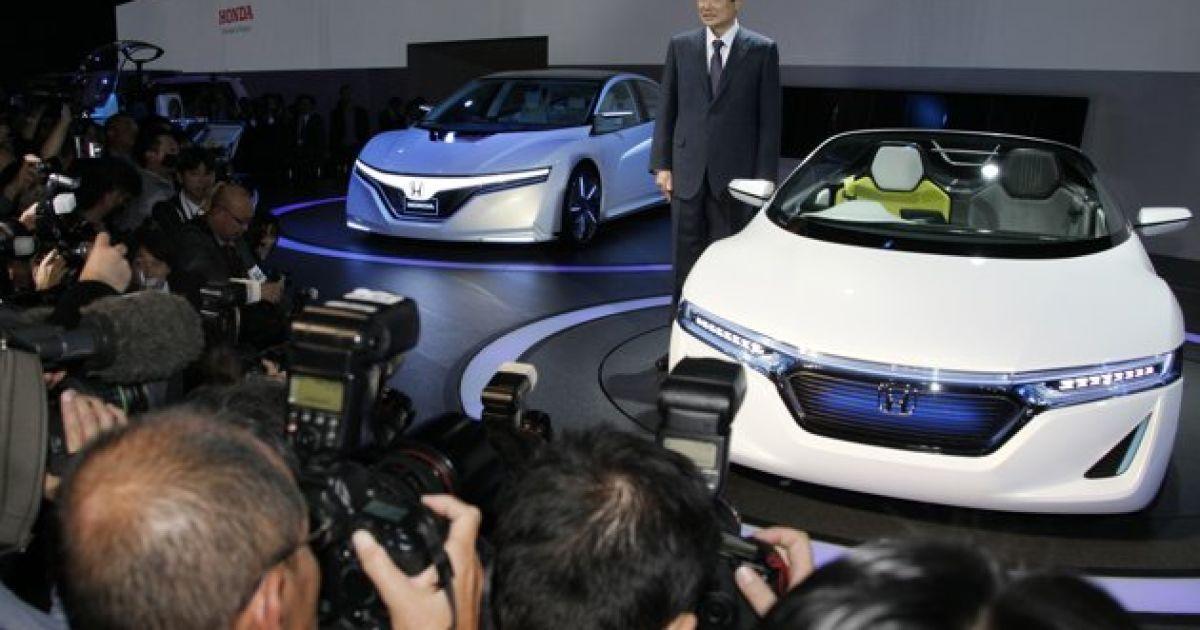 "Honda ""AC-X"" @ AFP"