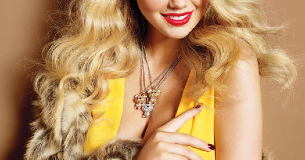 Кейт Аптон @ glamour.ru