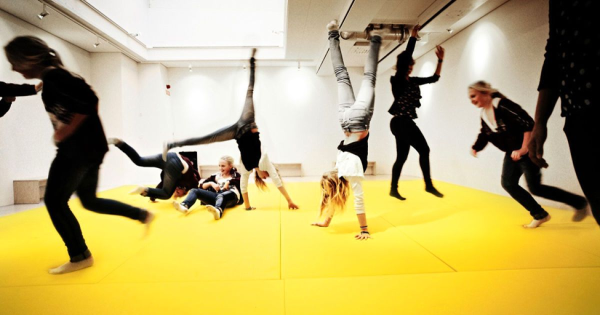 Школа мрії у Стокгольмі @ bigpicture.ru