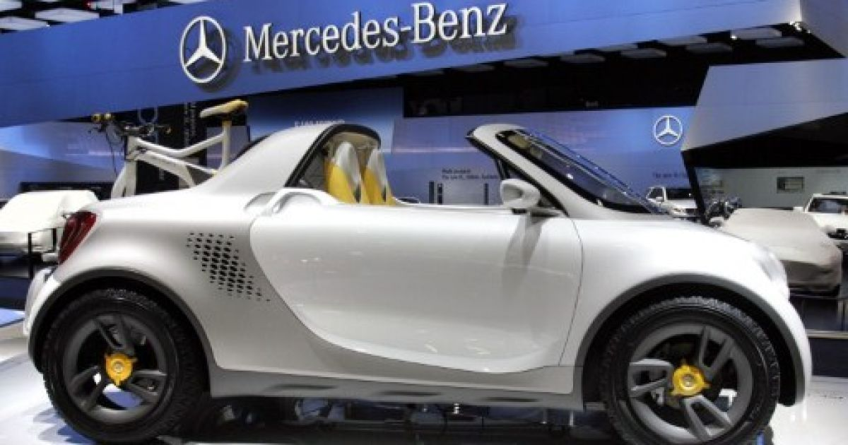Mercedes-Benz @ AFP