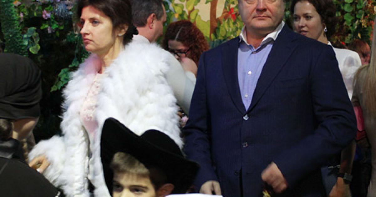 Родина Порошенків @ VIP.glavred
