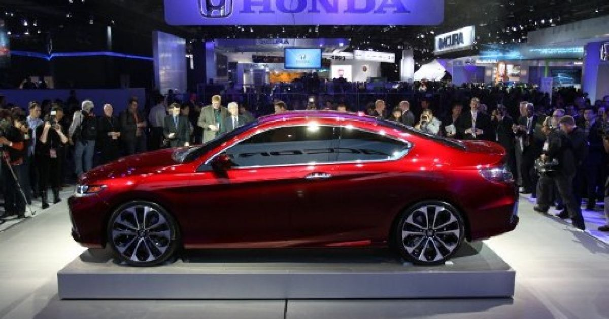 Honda Accord @ AFP