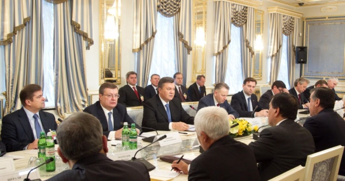 В Києві відбулась офіційна зустірч президента України Віктора Януковича і президента Таджикистану Емомалі Рахмона @ President.gov.ua