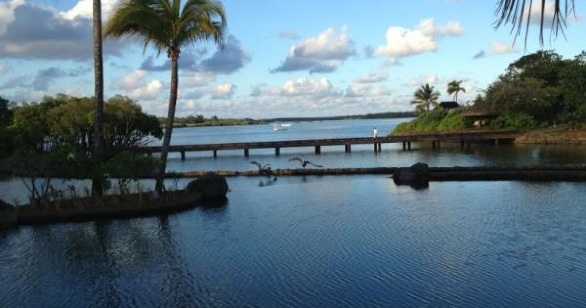Валерія відпочиває на острові Маврикій @ Twitter/Валерія