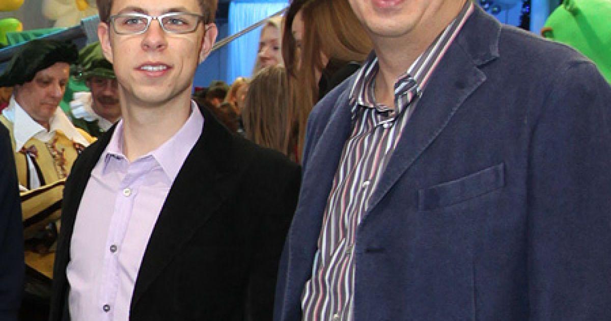 Депутат Володимир Макеєнко з сином @ VIP.glavred