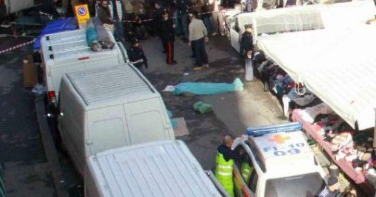 Вбивство двох сенегальців спровокувало масові протести мігрантів у Флоренції @ AFP