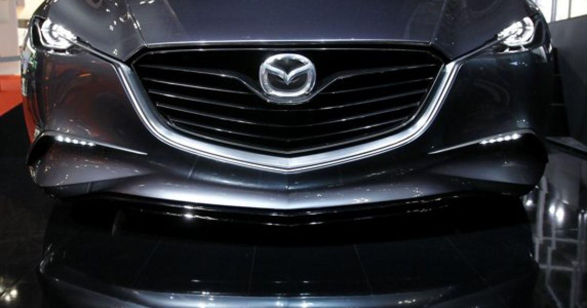 Mazda Shinari @ AFP