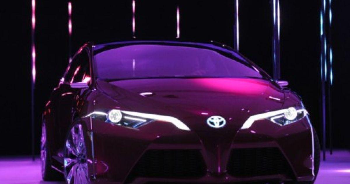 Toyota NS4 @ AFP