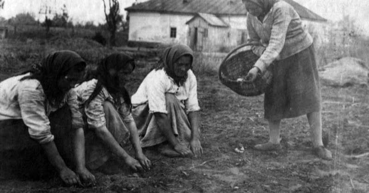 Пам'яті жертв Голодоморів 1932-1933 років @ Полтавська ОДА