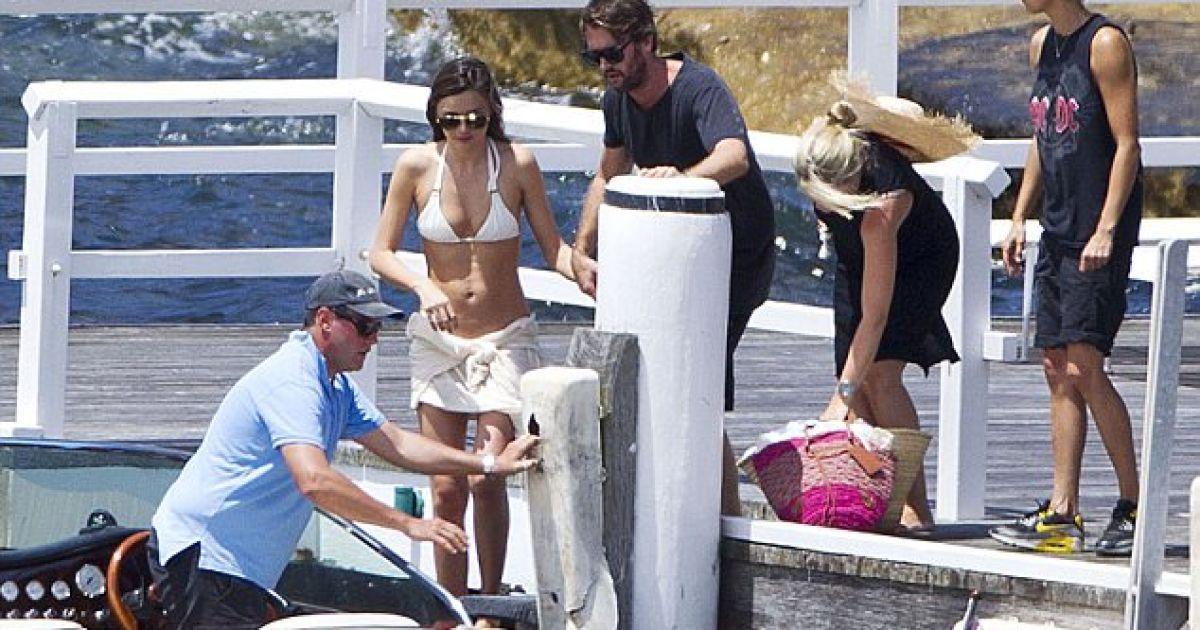 Міранда Керр є однією з найпопулярніших австралійок
