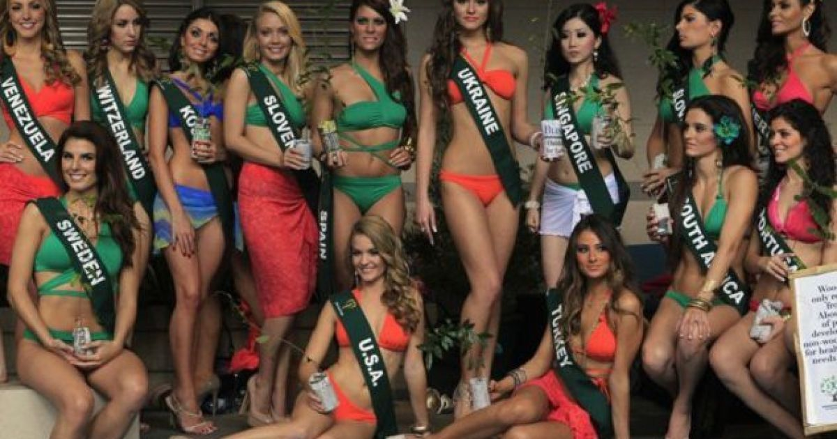 informative beauty contest Mexico's prettiest flower in the land contest promotes its mixed indigenous and spanish heritage.