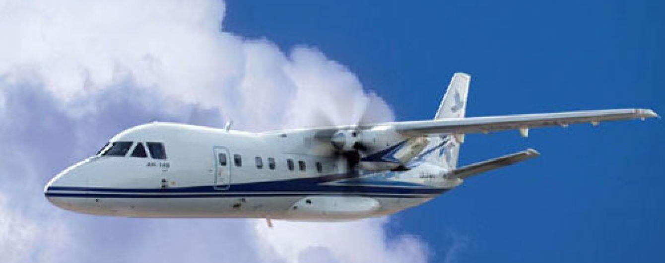 Российская авиакомпания отказалась от самолетов Ан-140