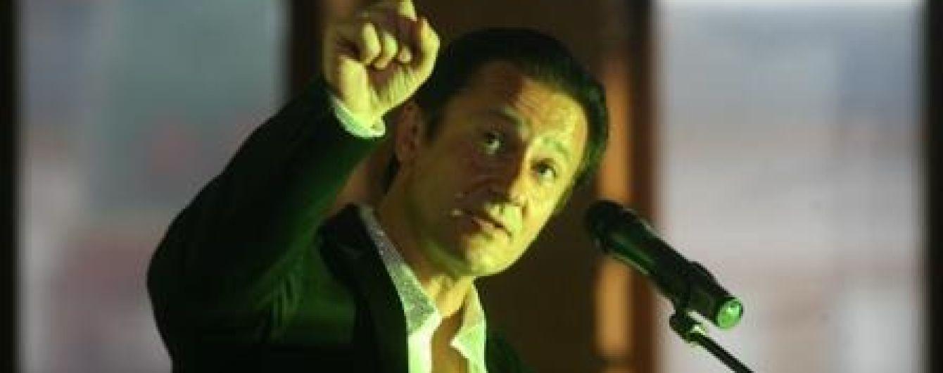 Російський актор Олег Меньшиков потрапив до реанімації