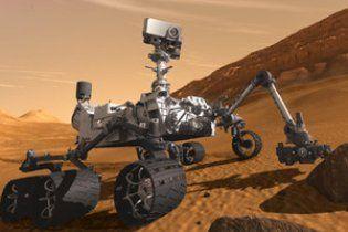 Новий надсучасний марсохід Curiosity наближається до Червоної планети