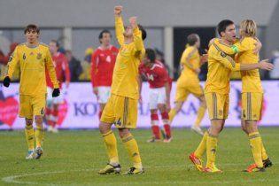 Україна – Австрія - 2:1. Так мало сонця в холодній воді