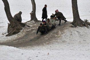 Из-за аномального холода в Индии замерзли насмерть 140 человек