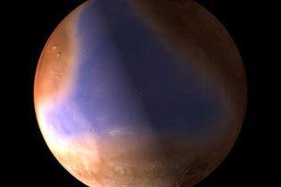 Вчені довели існування океану на Марсі