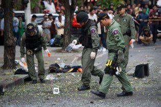 Иранец взорвал две бомбы в центре Бангкока