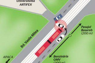 Луческу обвинил в аварии водителя трамвая