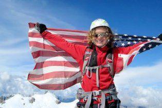 15-річний американець підкорив найвищі вершини світу
