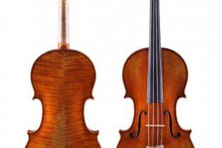 """Кулиняк засоромився зіграти на """"Ісусовій скрипці"""" вартістю 6 млн євро"""