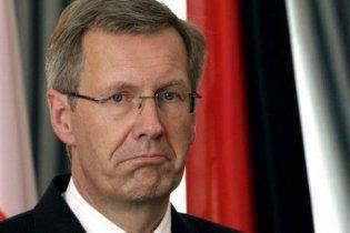 В Германии президента судят за коррупцию