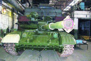 Українська армія отримає новенькі танки