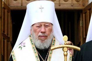 Митрополита Володимира замінив скандальний намісник Лаври