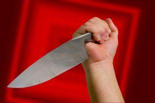 В Харькове пьяный россиянин порезал ножом милиционера