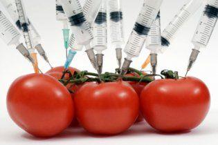 Больше всего продуктов с ГМО выращивают американцы