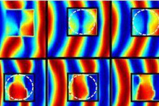 Фізикам вдалося зробити невидимим тривимірний об'єкт
