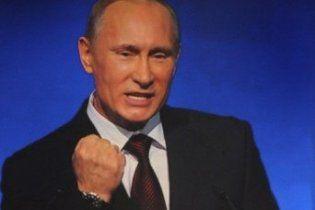 """Путін погодився стати президентом і зажадав голосніше кричати """"Росія, Росія!"""""""
