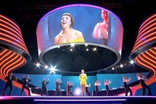 Джамала заспівала гімн Євро-2012 (відео)