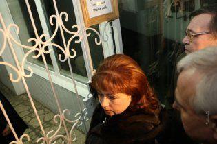 Карпачова втекла до Москви - ЗМІ
